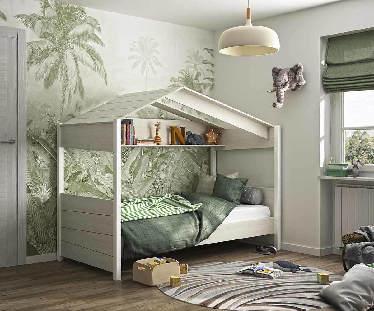 Comment choisir un lit cabane pour garçon, fille ou neutre ?