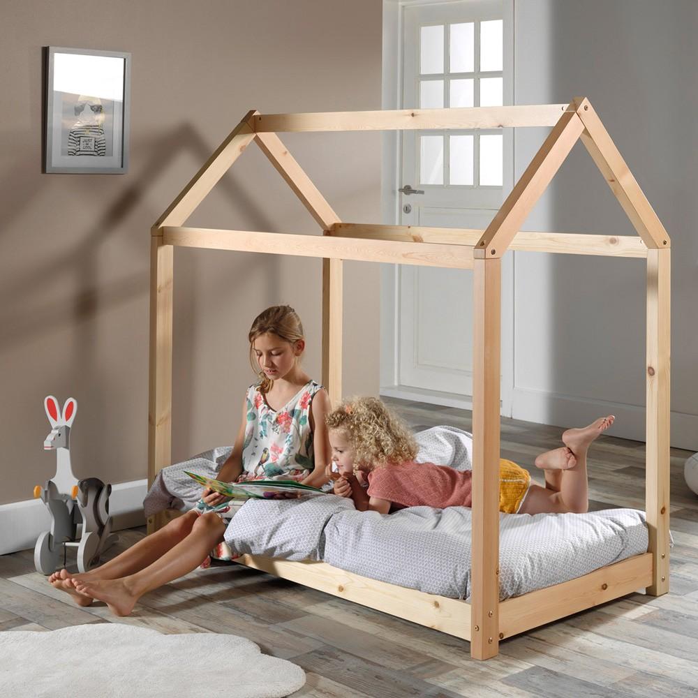 Le Lit cabane est-il Montessori et participe-t-il au développement de l'enfant ?