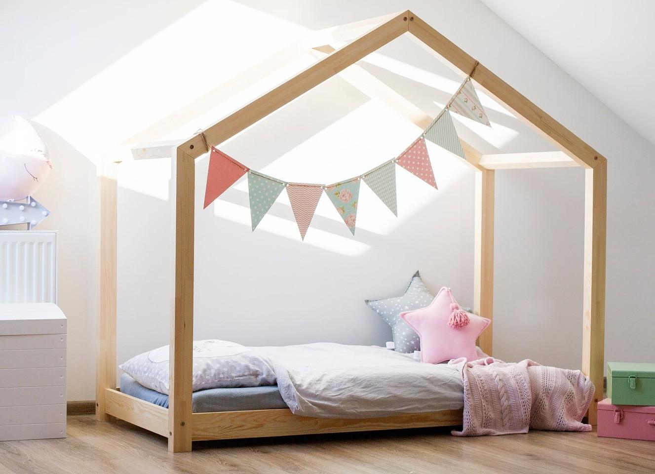 Tutoriel pour construire un lit cabane