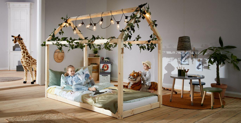 Quelles histoires inventer avec mon enfant pour faire vivre le lit cabane ?